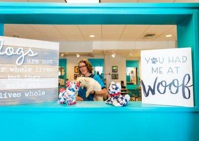Welcome to Canine Divine Spa Dog Groomer Blaine